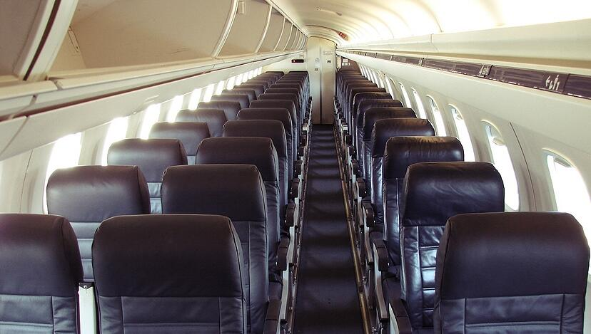 Private Shuttle - Embraer Airliner Interior
